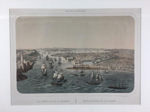 Vue Generale De La Havane