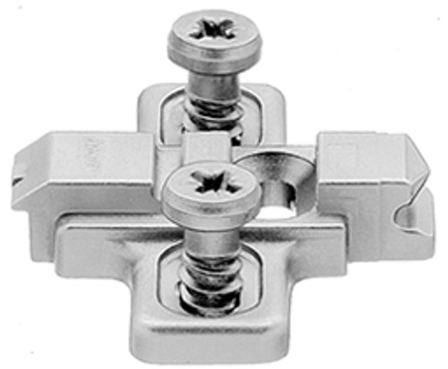 Blum 175L8100 Baseplate 0mm Clip Wing With System Screw