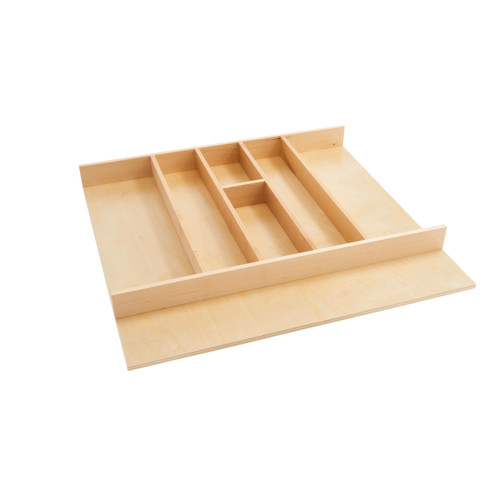 24 in Shallow Wood Utility Tray Insert