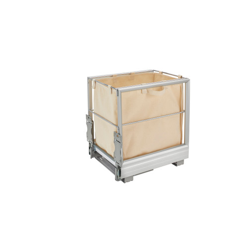Rev-A-Shelf 5190-15RM-117 Aluminum Pull-Out Hamper