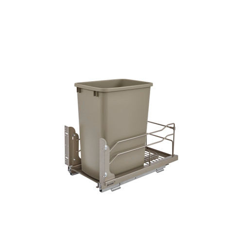 35 Qrt Pull-Out Waste Container Soft-Close