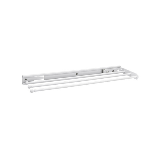 Rev-A-Shelf 563-47 3-Prong Towel Bar Pull Out