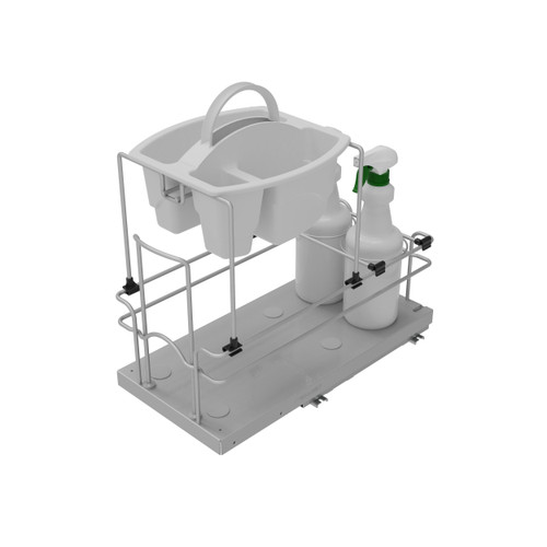 Rev-A-Shelf 5CC-915S-11-1 PullOut Cleaning Caddy