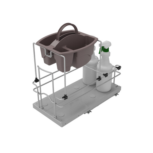Rev-A-Shelf 5CC-915S-13-1 PullOut Cleaning Caddy