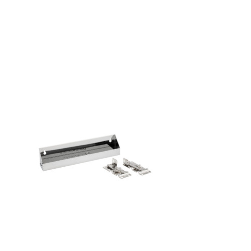 Rev-A-Shelf 6581-13-52 13 in Stainless Steel Tip-Out Tray