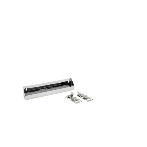 Rev-A-Shelf 6581-14-52 14-1/4 in Stainless Steel Tip-Out Tray