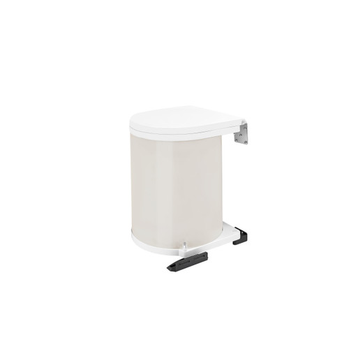 Rev-A-Shelf 8-010212-14 14 Liter Pivot Out Waste Container