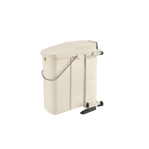 Rev-A-Shelf 8-700411-20 20 Liter Pivot-Out Waste Container