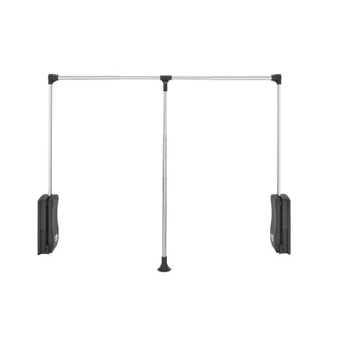 Adjustable Pull Down Rod 35 in- 48 in