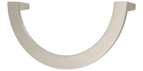 355-BRN Roundabout Pull 128 Mm Cc Brushed Nickel