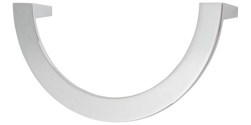 355-CH Roundabout Pull 128 Mm Cc Polished Chrome