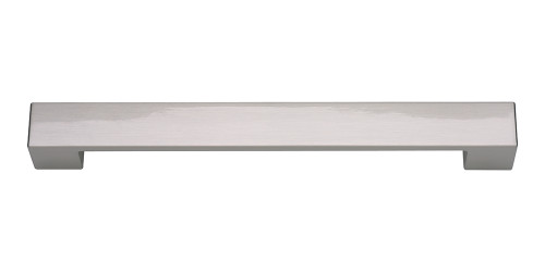 A825-BN Wide Square Pull 192 Mm Cc Brushed Nickel