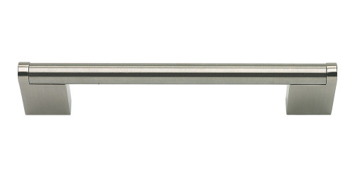 A857-SS Round 3 Pt Pull 128 Mm Cc Stainless Steel