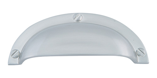 A818-BN Bin Cup Pull 64 Mm Cc Brushed Nickel