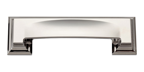339-CH Sutton Place Bin Cup Pull Polished Chrome