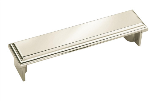 BP26137PN Manor 3-3/4 in (96 mm) Center-to-Center Cup Pull - 26137