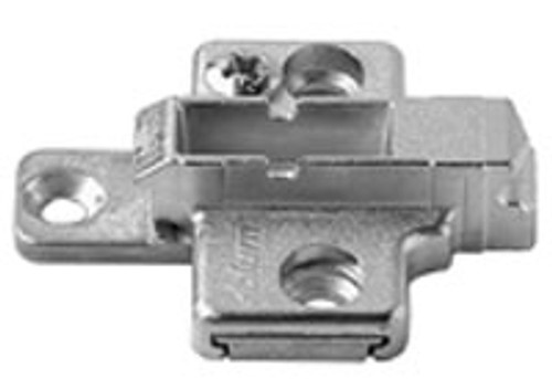 Blum 175H9130 Standard Two-Piece 3 mm Wing Mounting Plate System Screw