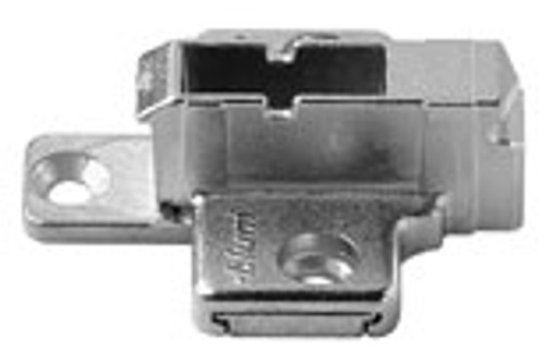 Blum 175H9190 Standard Two-Piece 9 mm Wing Mounting Plate System Screw