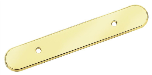 BP762473 Backplates 3 in (76 mm) Center-to-Center Backplate - 76247