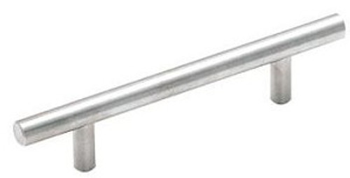 BP19011SS Bar Pull Collection 3-3/4 in (96 mm) Center Cabinet Pull - Stainless Steel