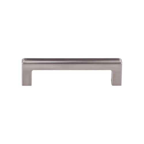 "TK672BSN Podium Pull 3 3/4"" (c-c) - Brushed Satin Nickel"