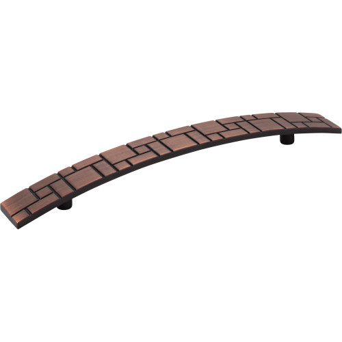 874-160DBAC Breighton Cabinet Pull 160 mm CC Brushed Oil Rubbed Bronze