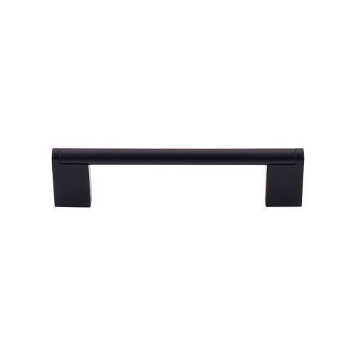 "M1056 Princetonian Bar Pull 5 1/16"" (c-c) - Flat Black"