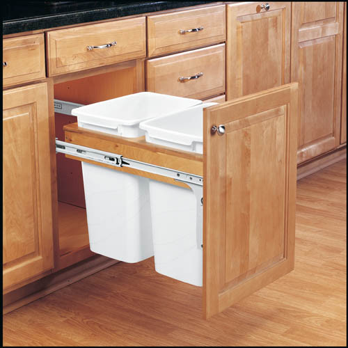 Rev-A-Shelf Waste Container Top Mount