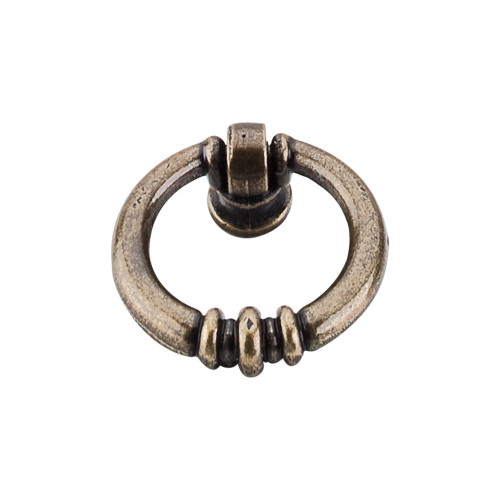 "M175 Newton Ring Pull 1 1/2"" - German Bronze"
