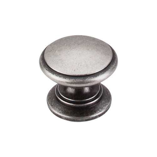 "M354 Ray Knob 1 1/4"" - Pewter Antique"