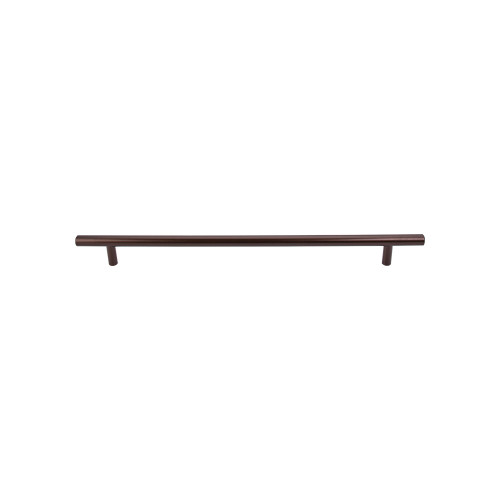 """M761A Hopewell Bar Pull 15"""" (c-c) - Oil Rubbed Bronze"""