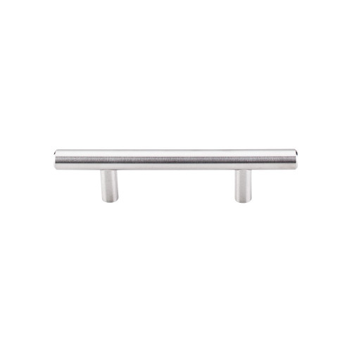 "SS2 Solid Bar Pull 3"" (c-c) - Brushed Stainless Steel"