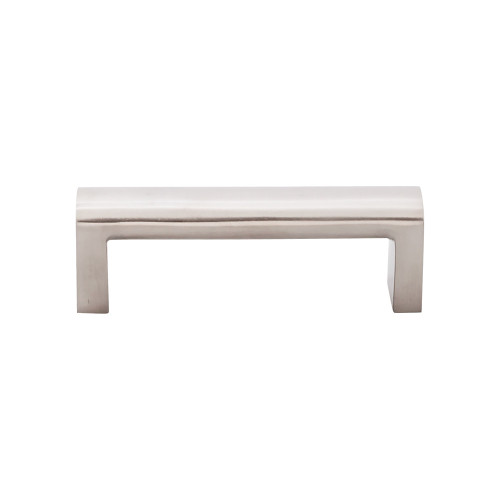 """SS96 SS96 Pull 3 3/4"""" (c-c) - Brushed Stainless Steel"""