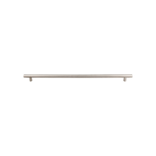 "SSH9 Hollow Bar Pull 25 3/16"" (c-c) - Brushed Stainless Steel"