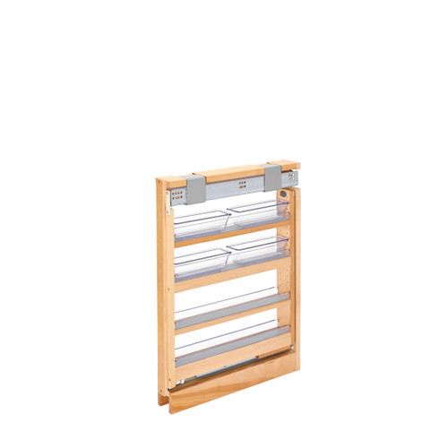 Rev-A-Shelf 432-VF26SC-3 3 in Vanity Filler Pullout out Soft-Close