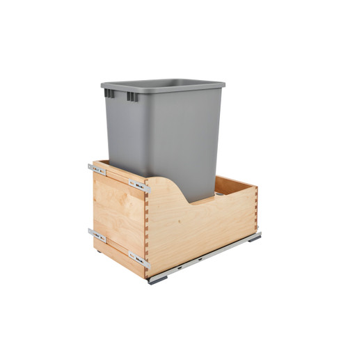 50 Qrt Pull-Out Waste Container