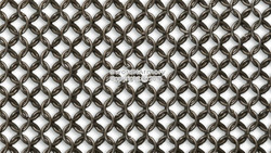 Medium Hauberk Long Sleeve High Tensile Wire Butted Chainmail 9mm 16G Steel LARP