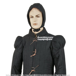 Gambeson Type7 Medieval Padded Armour Coat SCA WMA LARP Arming Jacket New