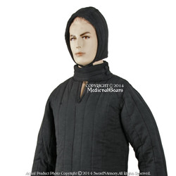 Type 8 Medieval Padded Armor Coat LARP SCA WMA Arming Jacket