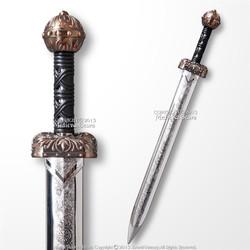 "Polypropylene 33"" Functional Roman Gladius Sparring Training Martial Arts Sword"