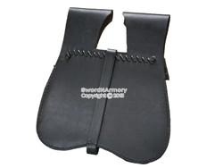 Medieval Viking Soldier Genuine Leather Belt Pouch Rennie Faire Costume SCA LARP