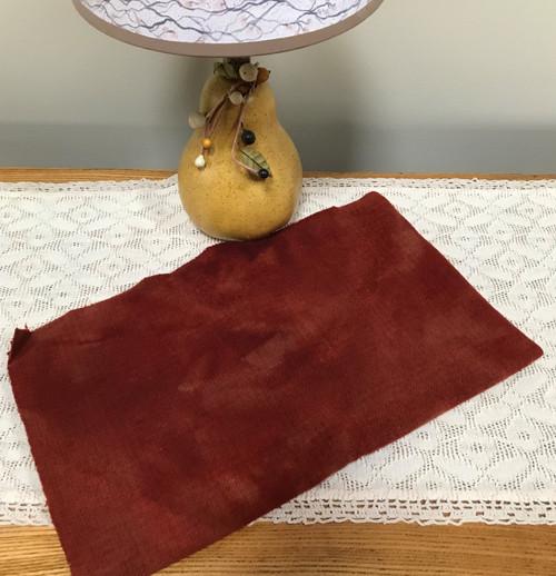 Red Oak (V5) on Gray Glen Plaid