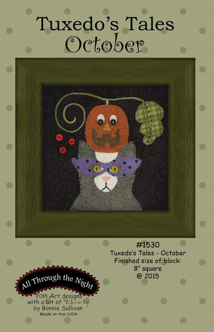 Tuxedo Tales - October