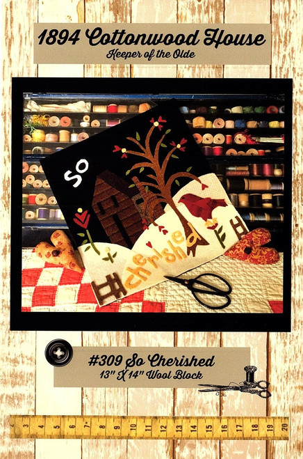 So Blessed Quilt - February (So Cherished)