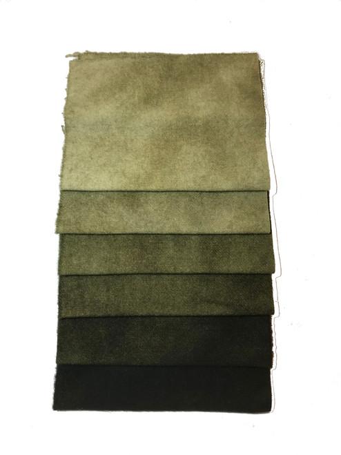 Primitive Green - 6 Piece