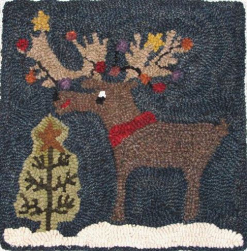 Moosechievious on Linen