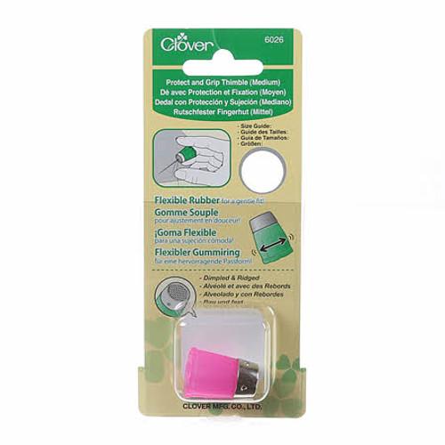 Flexible Rubber Thimble - Medium