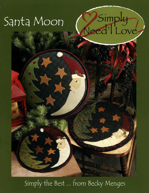 Santa Moon Need'l Love Booklet
