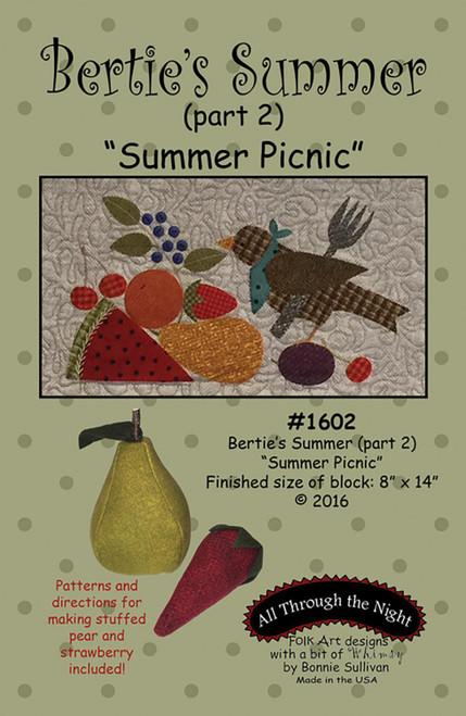 Bertie's Summer - Part 2