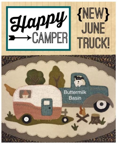 Vintage Truck - June